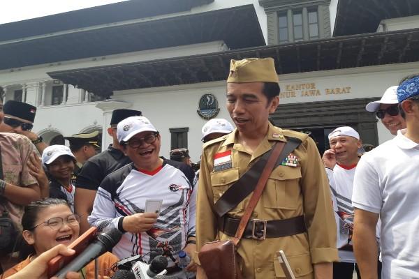 Presiden Joko Widodo - Bisnis.com/Yodie Hardiyan