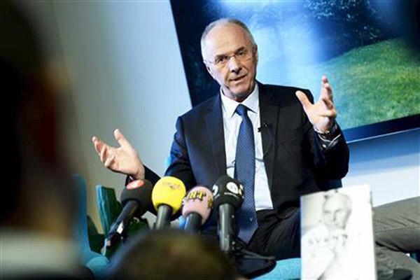 Sven-Goran Eriksson - Reuters