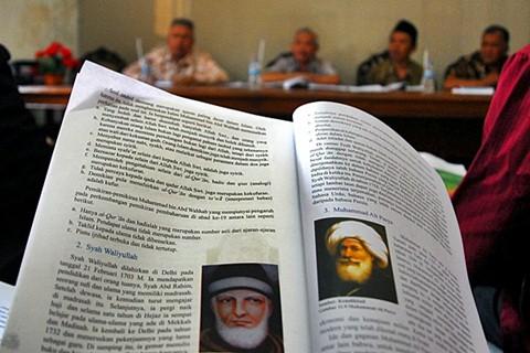 Buku agama berisi ajaran radikalisme - Antara