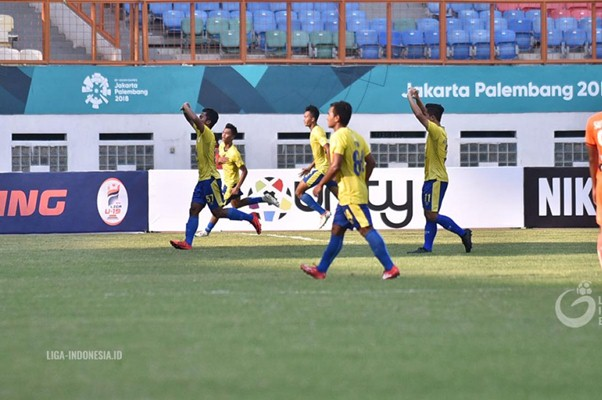 Barito Putera U-19 - Liga Indonesia