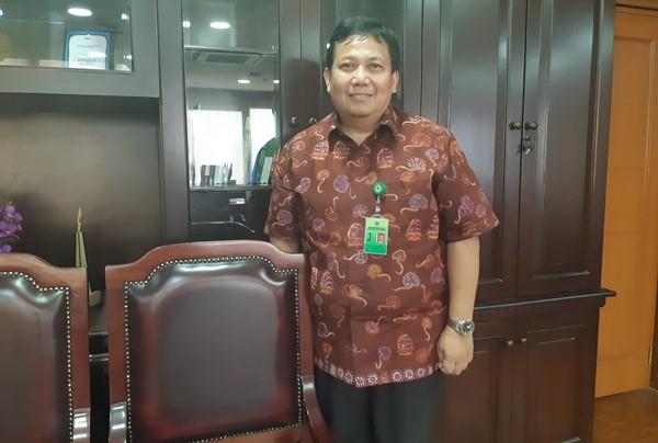 Dirjen Perhutanan Sosial KLHK Bambang Supriyanto - Bisnis/Gloria