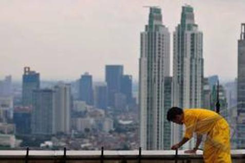 Pertumbuhan ekonomi Indonesia - Ilustrasi