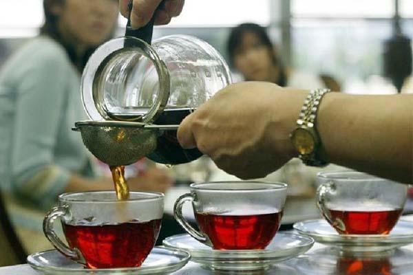 Ilustrasi minuman teh - Reuters