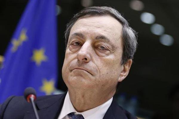 Mario Draghi - Reuters/Francois Lenoir