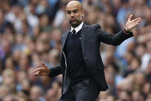 Pep Guardiola - Reuters/Darren Staples