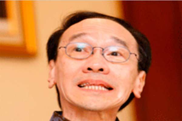 Honggo Wendratno, tersangka kasus korupsi yang masih melarikan diri.  - arsiptambang.co