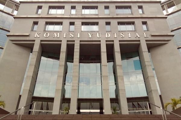 Gedung Komisi Yudisial Republik Indonesia, Jakarta. -Bisnis.com - Samdysara Saragih