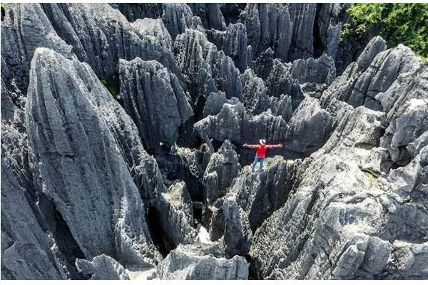 Panorama indah di Kepulauan Spermonde - indonesia.travel
