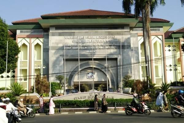 Kampus UIN Syarif Hidayatullah Jakarta, Jl Juanda Ciputat Tangerang Selatan. - JIBI/Nurudin Abdullah