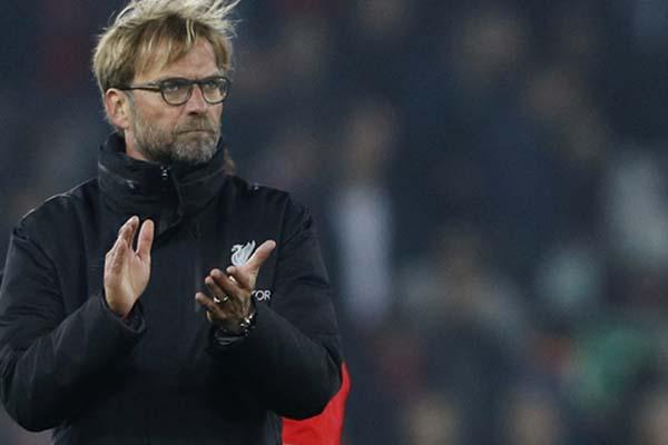 Pelatih Liverpool Jurgen Klopp - Reuters/Phil Noble