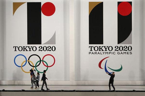 Persiapan Olimpiade 2020 di Tokyo. - Reuters/Yuya Shino