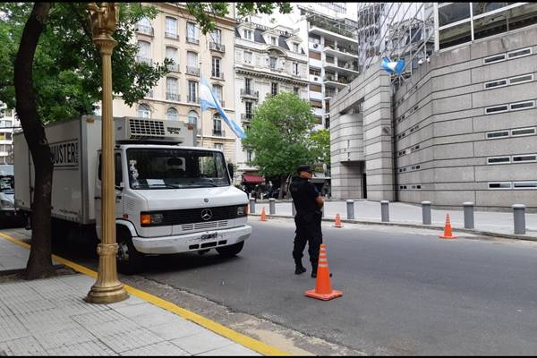 Suasana Kota Buenos Aires Jelang KTT G20. JIBI/BISNIS - Feni Freycinetia