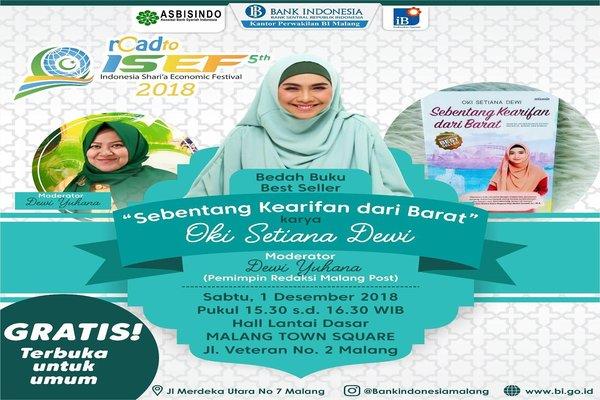 Kegiatan Road to ISEF 2018 BI Malang. - Istimewa