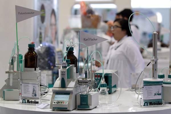 Berbagai produk dan teknologi. - JIBI/Dwi Prasetya