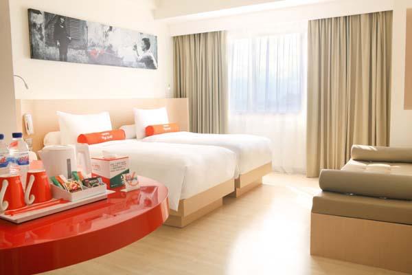 Harris Hotel Sentraland Semarang.