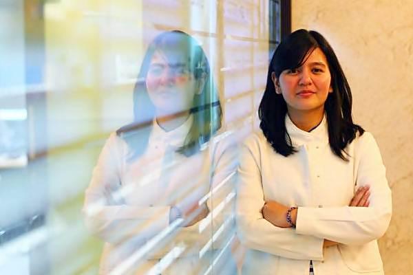 Sekretaris Jenderal Persatuan Sepak Bola Seluruh Indonesia (PSSI) Ratu Tisha Destria. - JIBI/Dwi Prasetya