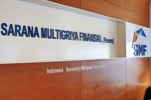 Logo PT Sarana Multigriya Finansial (Persero). - Istimewa