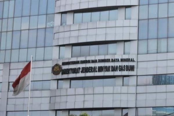 Kantor Ditjen Migas Kementerian ESDM di kawasan Rasuna Said Kuningan, Jakarta Selatan. - Istimewa