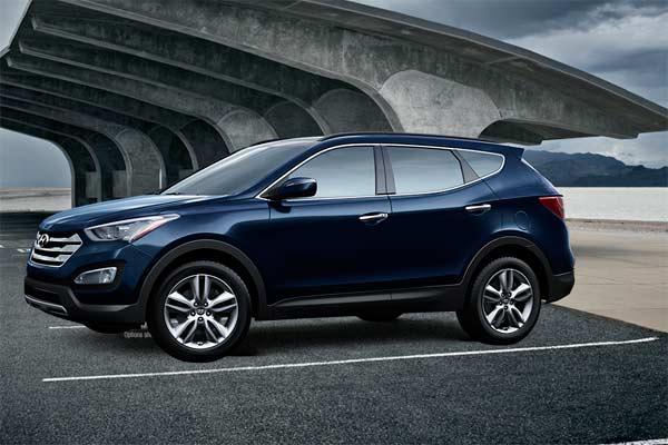 Mobil Terlaris Korsel Hyundai Santa Fe Tersalip Sedan Grandeur Otomotif Bisnis Com