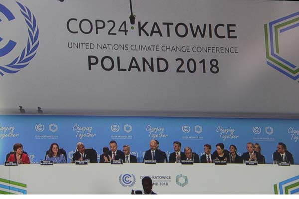 Indonesia mempertegas posisi pentingnya dalam mengatasi dampak perubahan iklim dunia. Komitmen Indonesia akan disampaikan dalam berbagai negosiasi pada konferensi pengendalian perubahan iklim (The twenty-fourth session of the Conference of the Parties/COP24), di Katowice, Polandia, pada 2-14 Desember 2018. - Istimewa