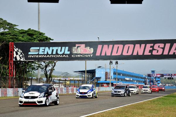 Honda Jazz Speed Challenge (HJSC)  dan Honda Brio Speed Challenge (HBSC).  - HPM