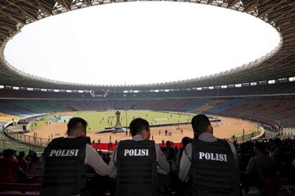 Stadion Gelora Bung Karno - Reuters/Darren Whiteside