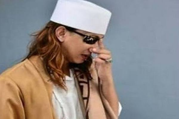 Penceramah asal Manado Habib Bahar bin Ali bin Smith. - Youtube