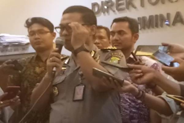 Kabid Humas Polda Metro Jaya Kombes Pol R. P. Argo Yuwono - Bisnis.com/Juli Etha