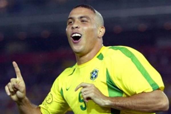 Bintang Brasil Ronaldo
