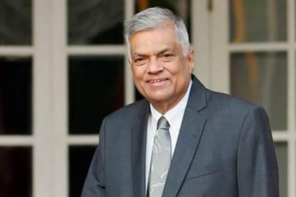 Perdana Menteri Sri Lanka Ranil Wickremesinghe saat berada di Colombo, Sri Lanka, Kamis (25/01/2018). - REUTERS/Dinuka Liyanawatte