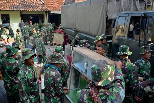 Tentara Nasional Indonesia - Antara