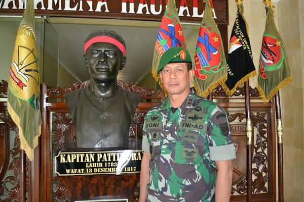 Mayjen TNI Doni Monardo - Istimewa