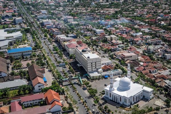 Rentan Gempa Ternyata Banda Aceh Diapit Dua Segmen