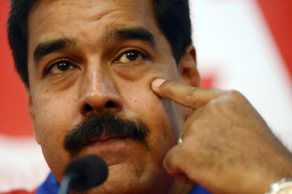 Presiden Venezuela Nicola Maduro. - remezcla.com