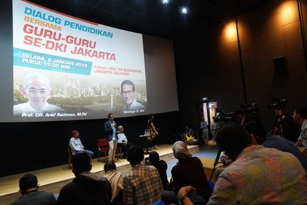 Prabowo-Sandi Berkomitmen Tingkatkan Kesejahteraan Guru ...