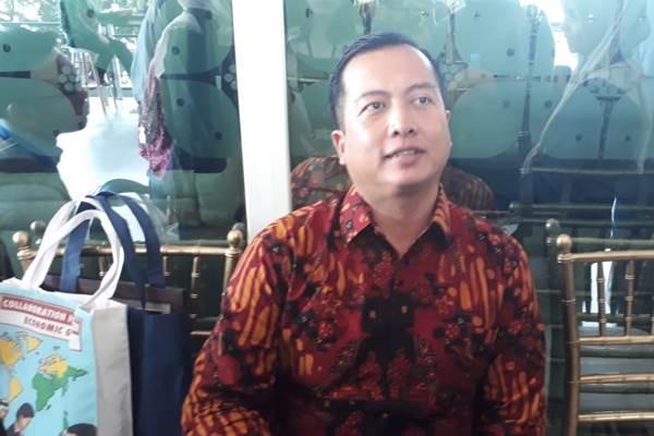 Direktur Perlindungan WNI dan BHI Kementerian Luar Negeri Lalu Muhammad Iqbal - Bisnis/Iim Fathimah Timorria