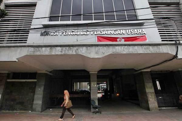 Kantor Komisi Pengawas Persaingan Usaha (KPPU). - Bisnis.com