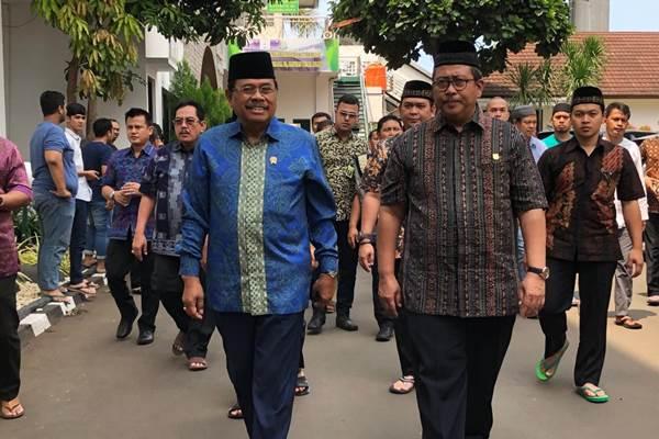 Jaksa Agung H. M. Prasetyo - Bisnis/Sholahuddin Al Ayyubi