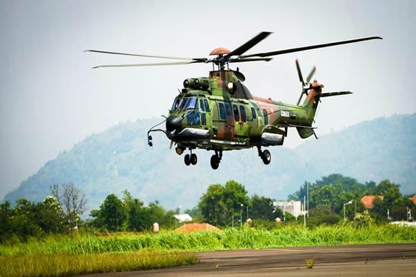 Helikopter multi-peran bermesin ganda, H225M - ist