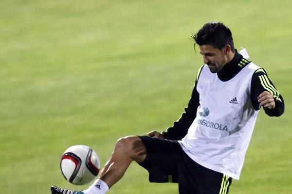 Nolito alias Manuel Agudo Duran - Reuters