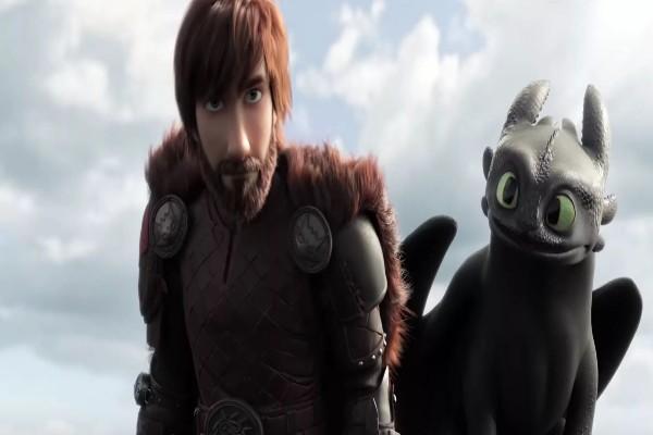 Kisah Romansa Di Film How To Train Your Dragon The Hidden World Lifestyle Bisnis Com