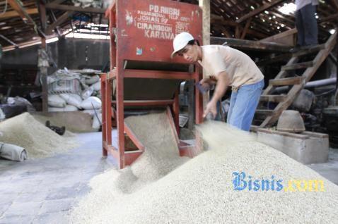 Penggilingan beras - Bisnis.com