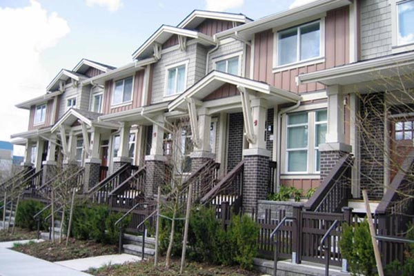 Ilustrasi rumah mewah - Vancouver/realestates.com