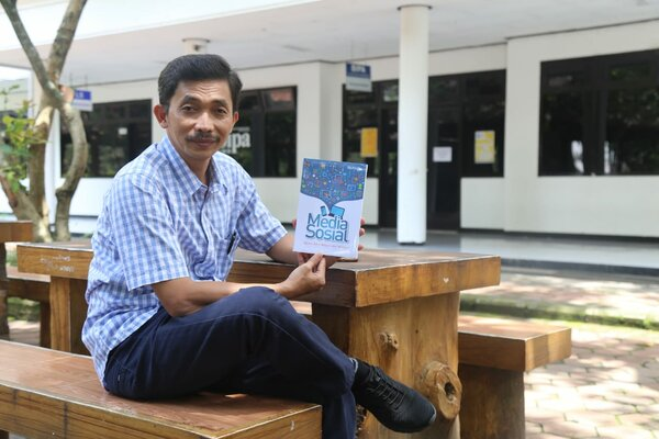 Dosen Ilmu Komunikasi Universitas Muhammadiyah Malang (UMM) Nurudin. - Ist