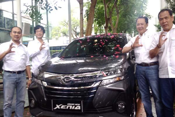 : Peluncuran Grand New Xenia di Semarang - Alif Nazala Rizqi