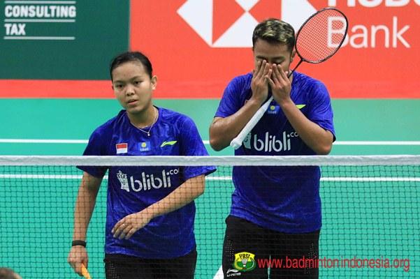 Rehan Naufal Kusharjanto-Siti Fadia Silva Ramadhanti - Badminton Indonesia