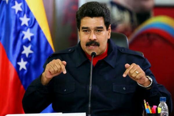 Presiden Venezuela Nicolas Maduro. - Istimewa