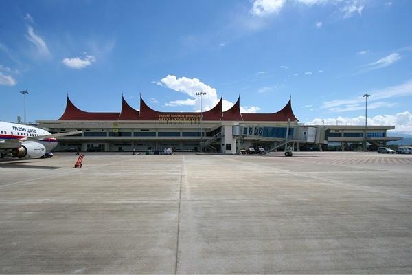Bandara Internasional Minangkabau (BIM). - Ilustrasi/id.wikipedia.org