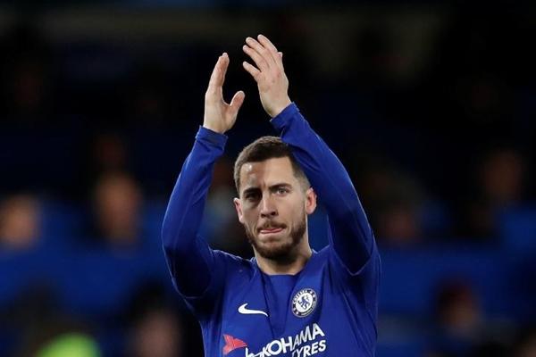 Eden Hazard - Reuters