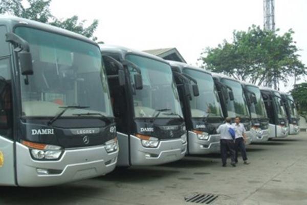 Bus Damri - busbandara.com